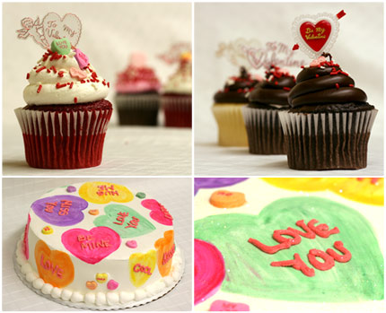 Valentines  Cupcakes on Valentine   S Day Cupcakes     Order Yours Today       Patty S Cakes