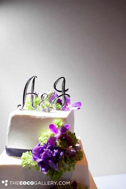 Wedding Cake at Rio Hondo Event Center