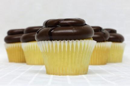 The Eclair Cupcake